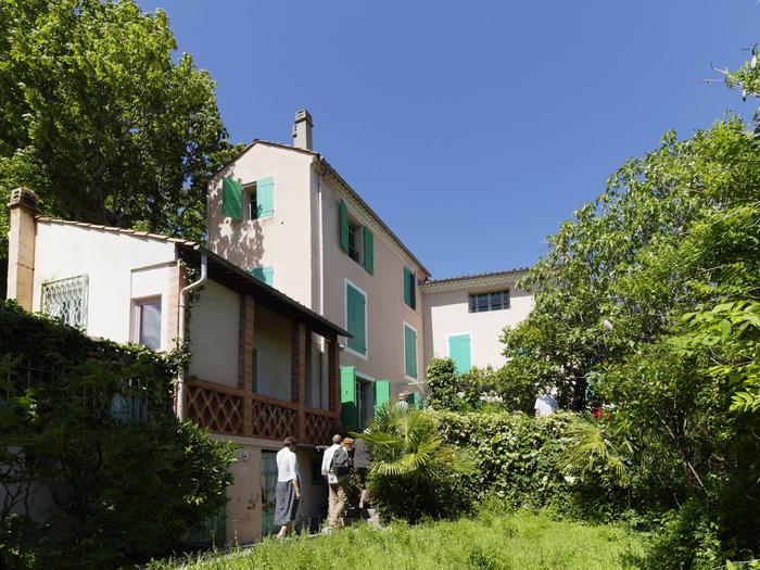 Journées du patrimoine 2020 - Visites commentées du Paraïs, maison de Jean Giono à Manosque
