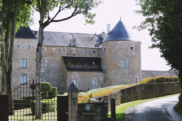 Journées du patrimoine 2020 - Visite libre des extérieurs du Château