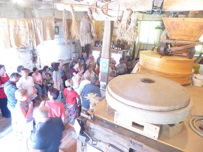 Journées du patrimoine 2019 - Fête et animations au moulin de Hundsbach
