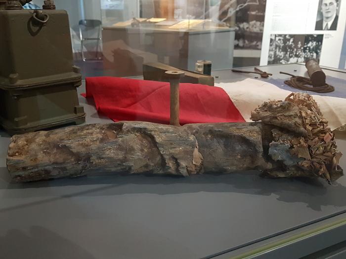 Journées du patrimoine 2020 - Un objet, une histoire : valoriser le fonds d'archives du musée de la Résistance en Argoat