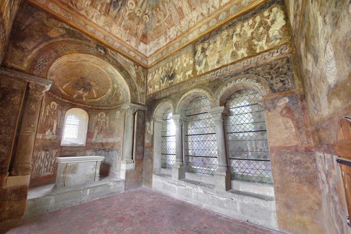 Journées du patrimoine 2019 - Visite guidée des fresques romanes