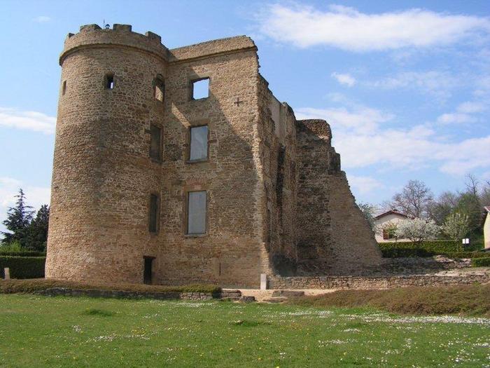 Journées du patrimoine 2020 - Visite de la Tour d'Anjou