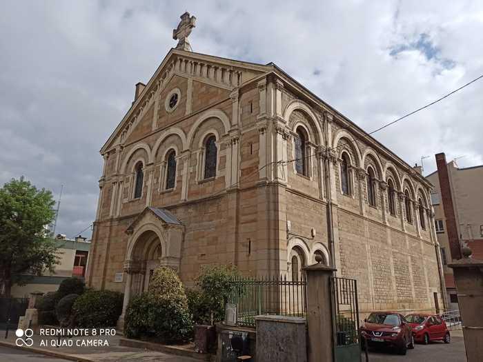 Journées du patrimoine 2020 - Visite du Temple protestant de saint- Etienne