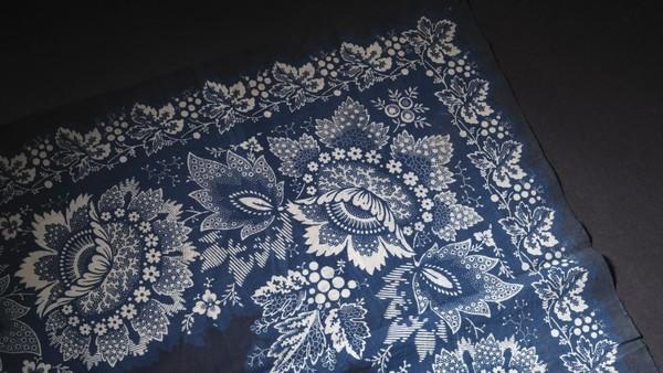Nuit des musées 2019 -Visite guidée : du coton et des fleurs : l'histoire des textiles imprimés de Normandie
