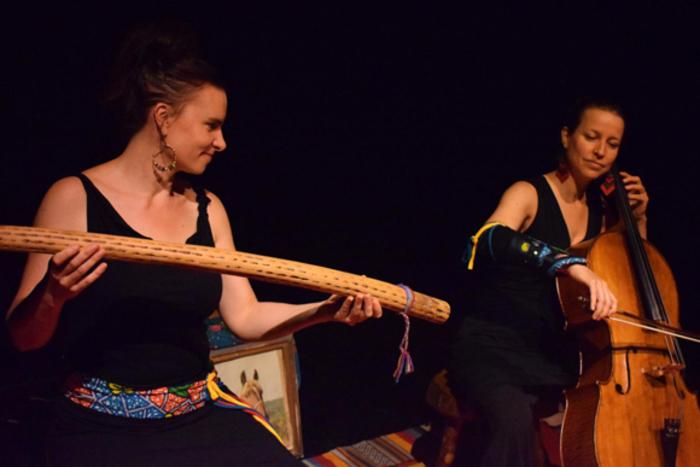 Petits pas voyageurs – Ceïba et Laura Caronni