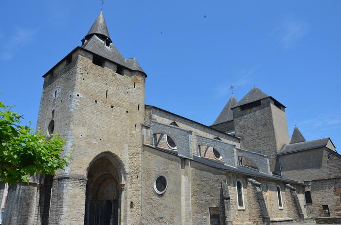 Journées du patrimoine 2020 - La cathédrale Sainte-Marie, neuf siècles d'histoire épique et tragique
