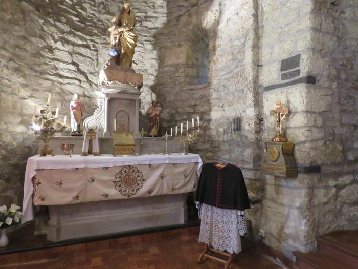 Journées du patrimoine 2019 - Exposition d'objets et de vêtements liturgiques