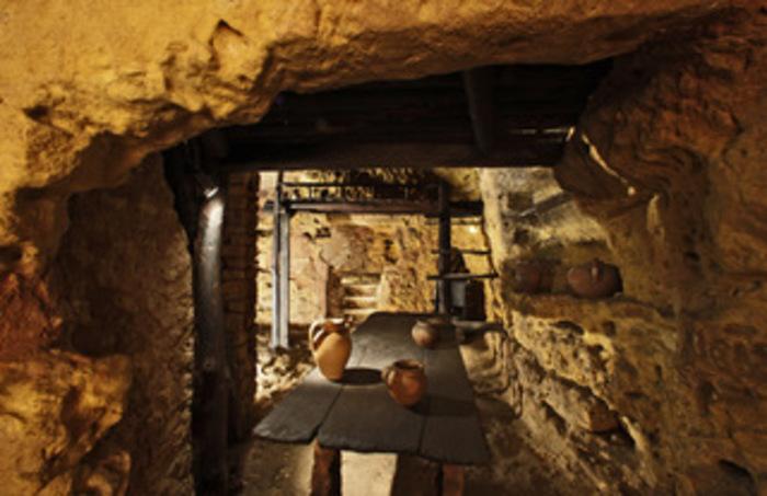 Journées du patrimoine 2020 - Visite guidée des habitations troglodytiques de Belvès