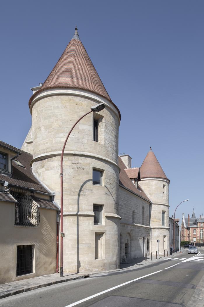 Journées du patrimoine 2019 - Visite guidée sur les travaux de restauration du Musée du Jouet