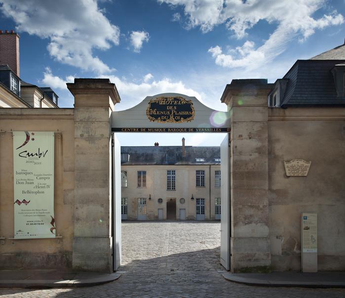 Journées du patrimoine 2020 - Visite libre de l'Hôtel des Menus-Plaisirs