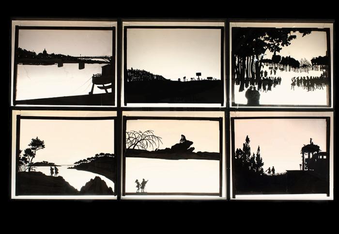 Journées du patrimoine 2020 - Théatre d'ombres du Chat-Noir