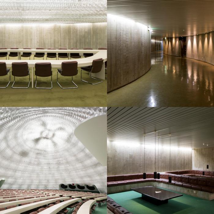 Journées du patrimoine 2020 - Visite libre de l'Espace Niemeyer