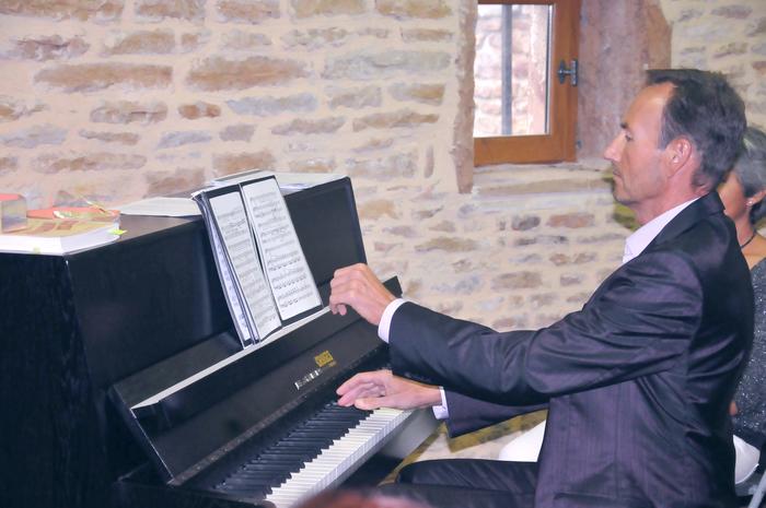 Journées du patrimoine 2019 - Concert classique au domaine de Champgrenon