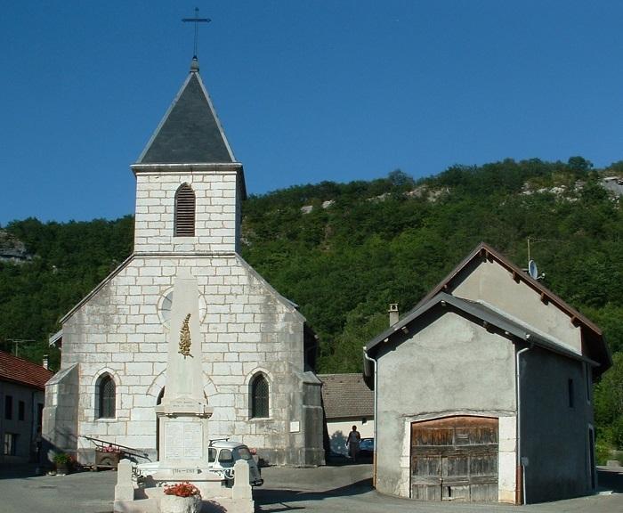 Journées du patrimoine 2019 - Visite libre de l'église de Saint-Germain-les-Paroisses
