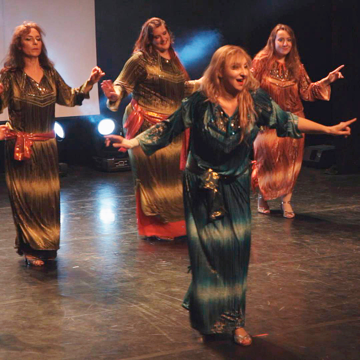 Samedi on danse ! - Maghreb : danse et percussion live
