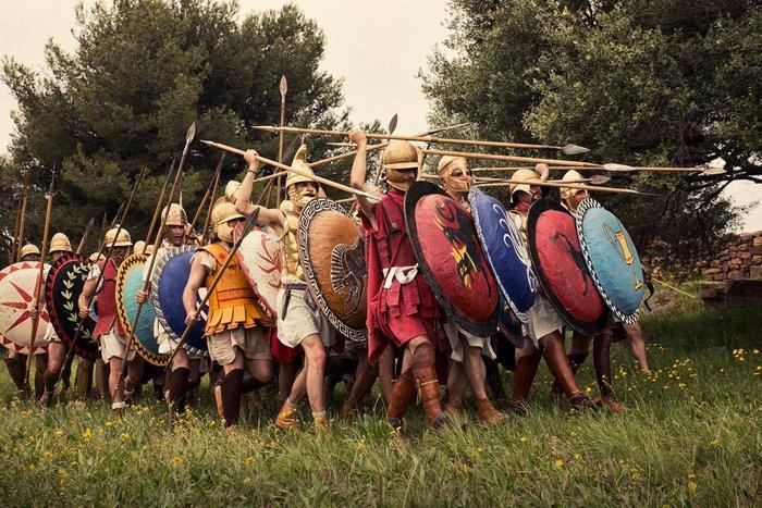 Journées du patrimoine 2019 - La Grèce antique à Asnapio