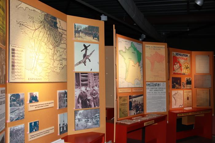 Journées du patrimoine 2019 - Visite du Centre d'interprétation de la ligne de démarcation