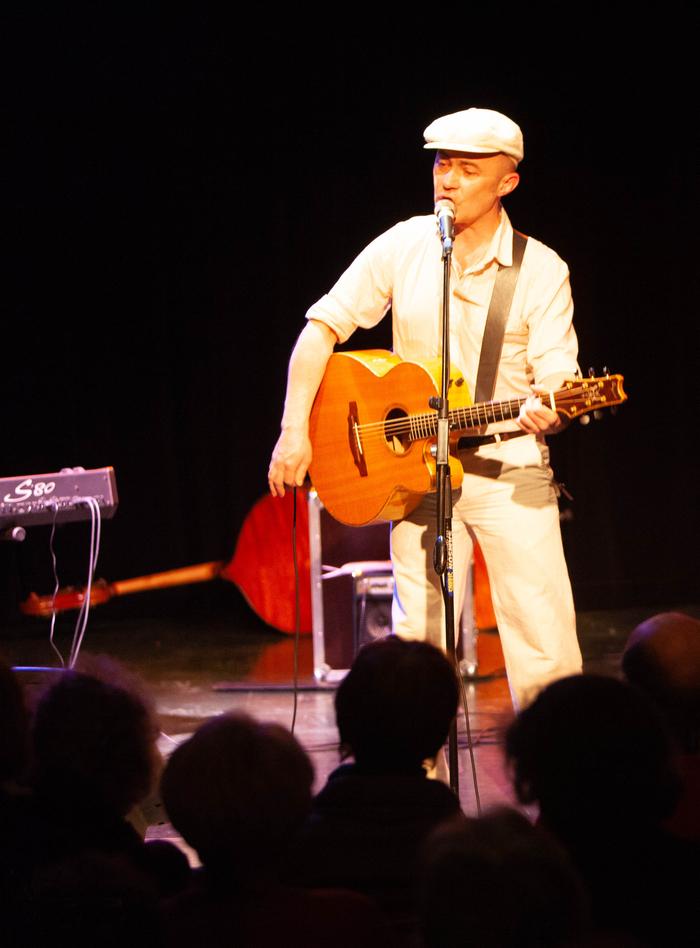 Journées du patrimoine 2020 - Manu Lods chante la banlieue et l'ailleurs