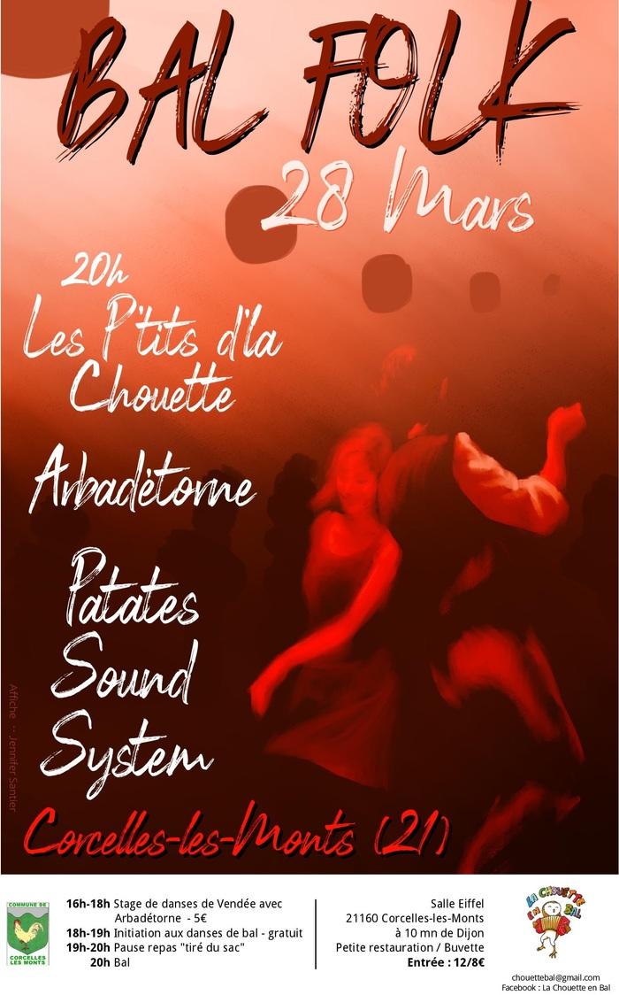[ANNULE]  <strike>Le Grand Bal de la Chouette</strike>