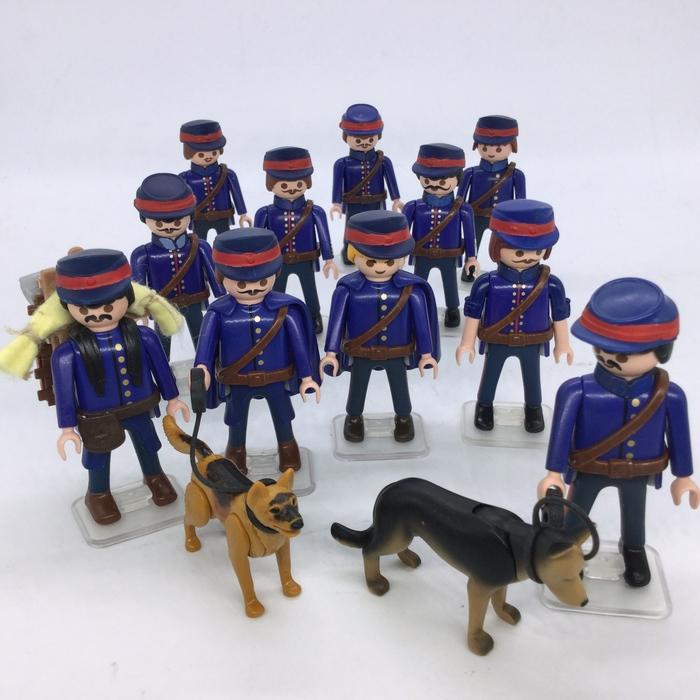 Nuit des musées 2019 -Laissez-passer les Playmobil