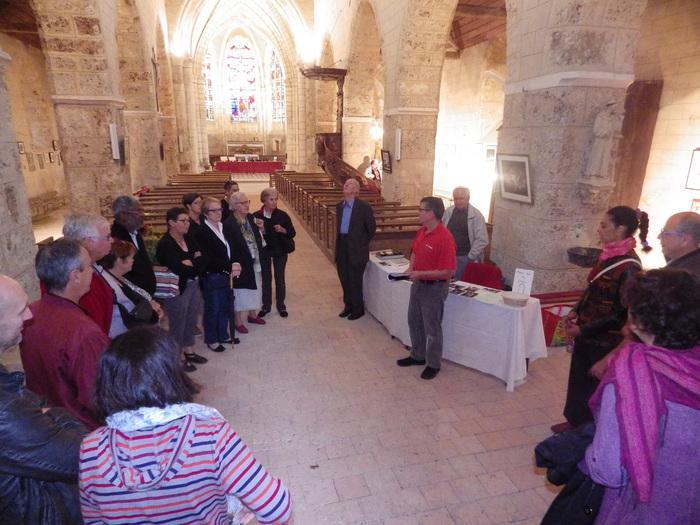Journées du patrimoine 2019 - Visite guidée de l'église Saint-Pierre-Saint-Paul