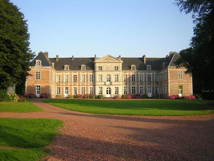 Journées du patrimoine 2020 - Visite du Château de Grand-Rullecourt