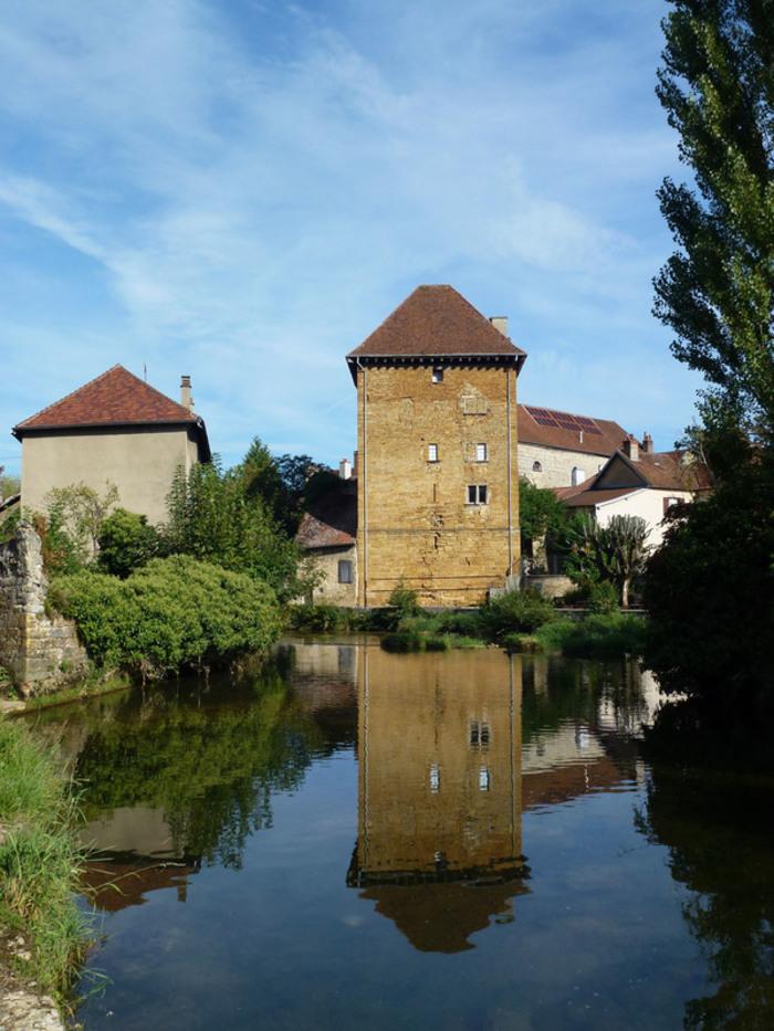 Journées du patrimoine 2019 - Moulin de la Bourre à Arbois