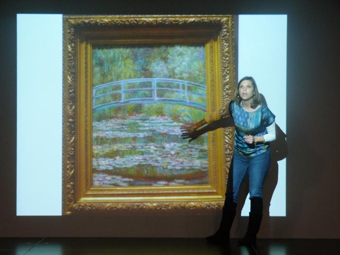 Conférence Histoire de l'art animée par Isciane Labatut