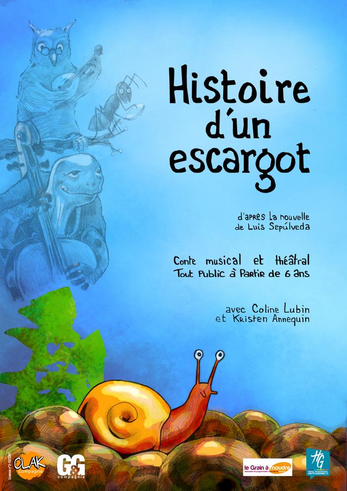 Histoire d'un escargot