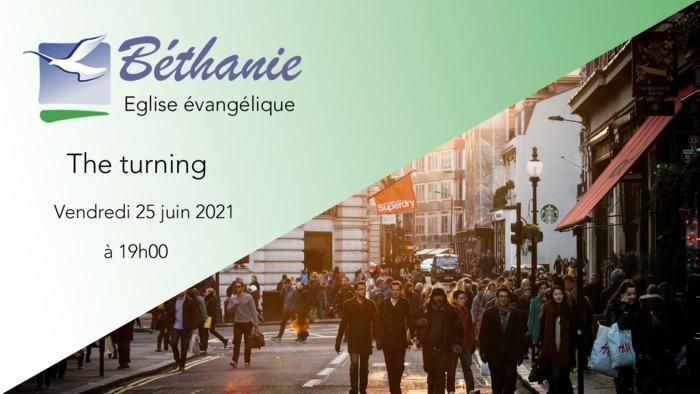 Soirée turning - vendredi 25 juin 2021 à 19h00