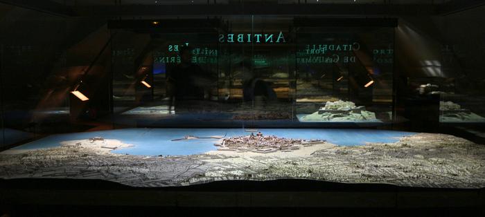 Journées du patrimoine 2020 - Visite libre du musée des Plans-Reliefs