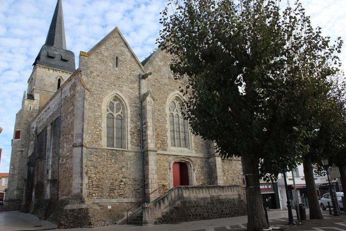 Journées du patrimoine 2019 - Visite libre église Saint-Gilles