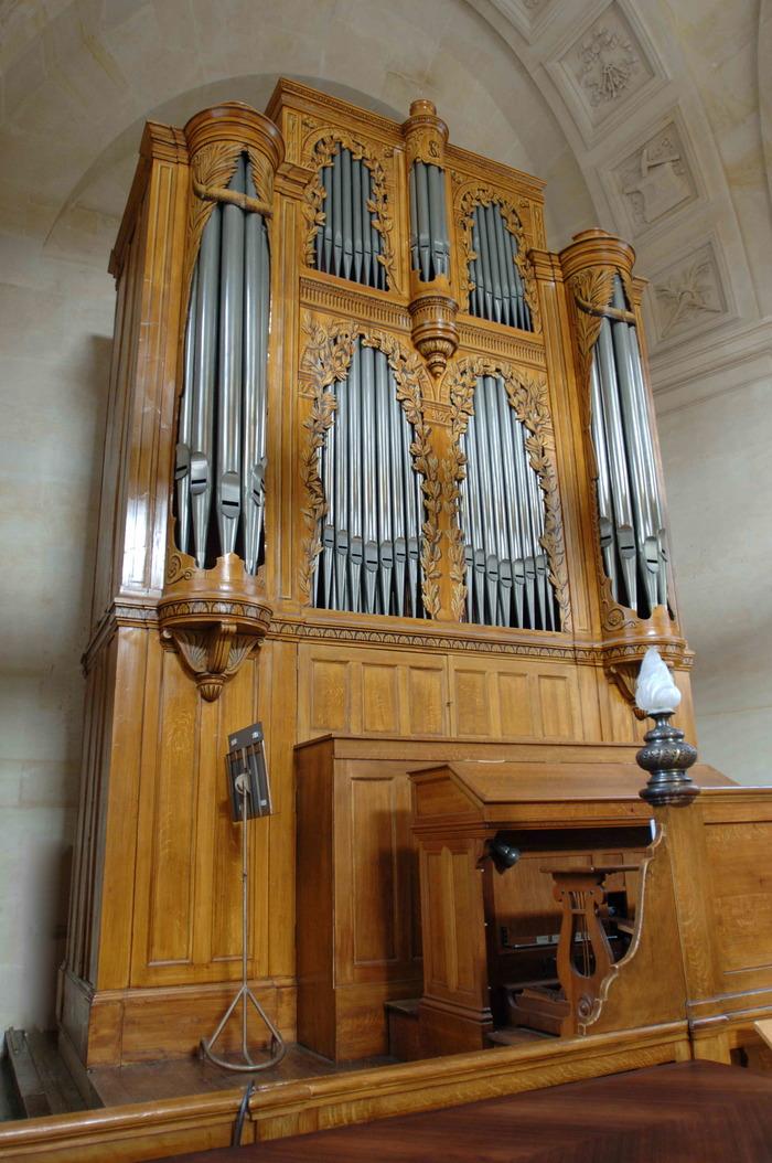 Journées du patrimoine 2019 - Audition d'orgue