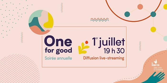 (En ligne) Soirée Annuelle French Tech One Lyon Saint-Etienne