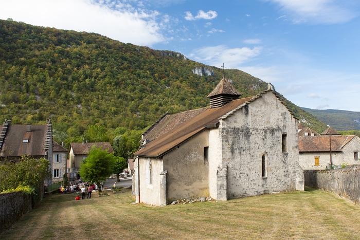 Journées du patrimoine 2020 - Visite commentée du vieux village de Rossillon