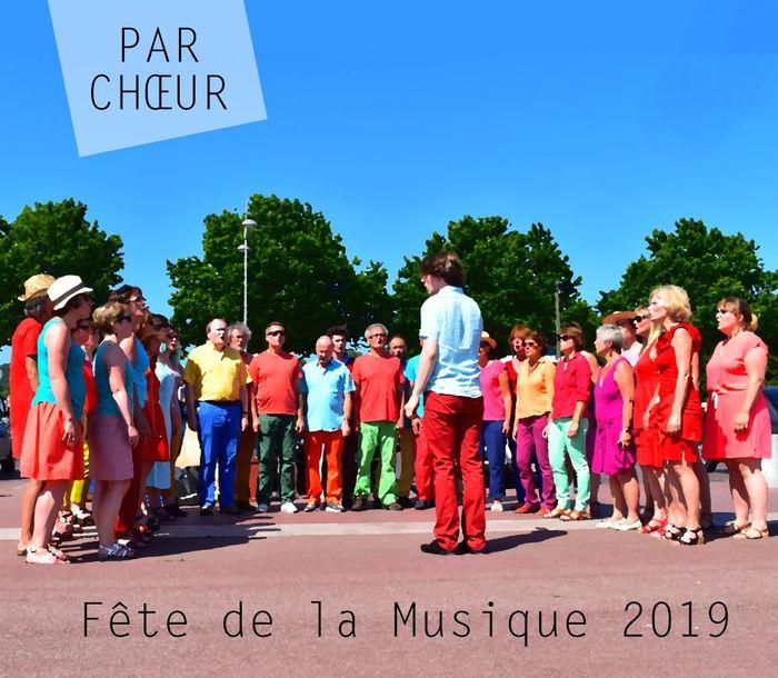 Fête de la musique 2019 - Par Chœur