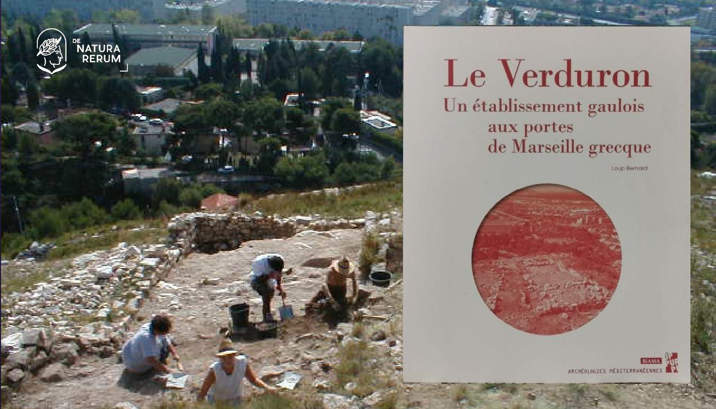 Rencontre avec Loup Bernard, samedi 16 octobre à 17h, qui présente l'oppidum du Verduron, dont la fouille permet de comprendre la période tumultueuse de la fin de l'indépendance de la Provence