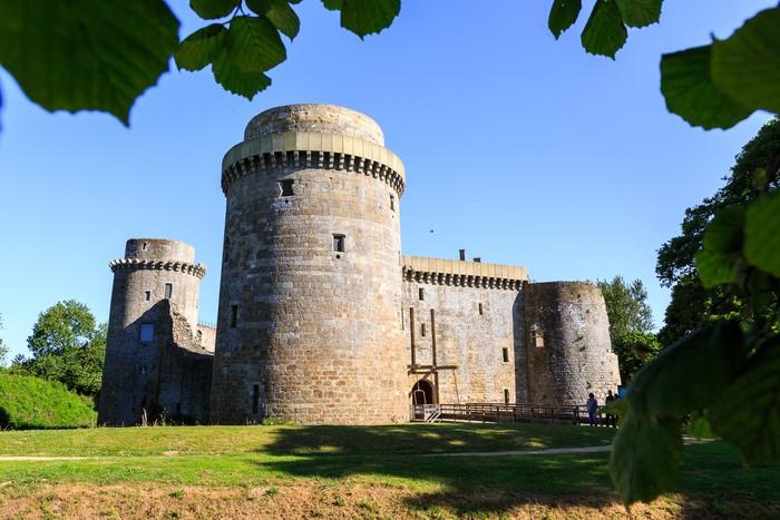 Journées du patrimoine 2019 - Visites libre et/ou guidée du Château de la Hunaudaye