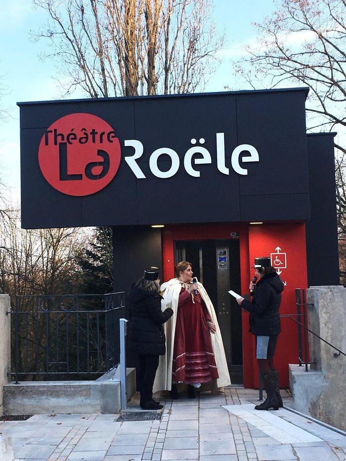 Journées du patrimoine 2019 - Visite commentée du théâtre de la Roële