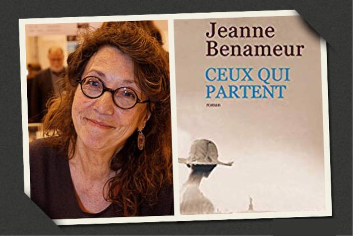 """Rencontre avec Jeanne Benameur à l'occasion de la parution de """"Ceux qui partent"""""""