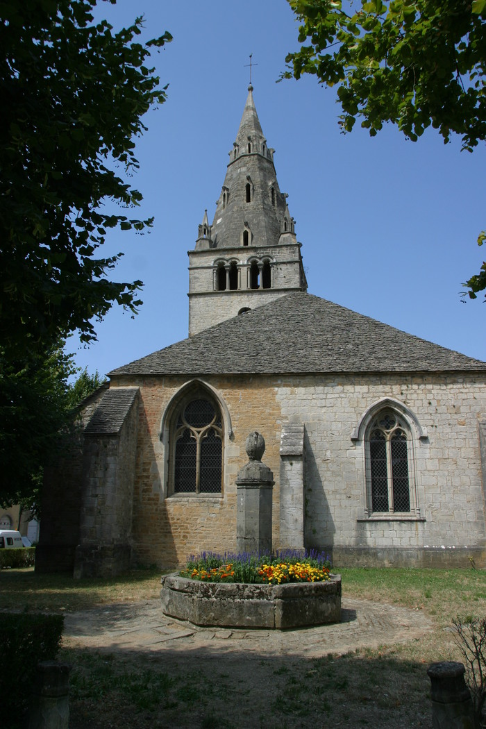 Journées du patrimoine 2020 - Eglise de Mouthier le Vieillard