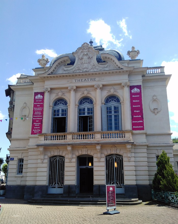 Journées du patrimoine 2019 - Visite guidée du théâtre et des coulisses.