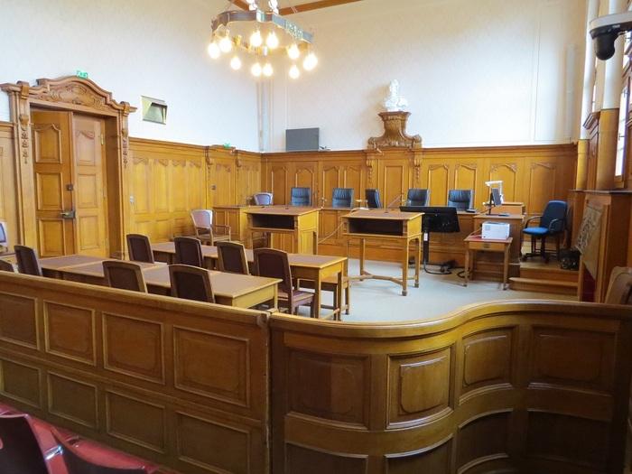 Journées du patrimoine 2019 - Reconstitution d'un procès