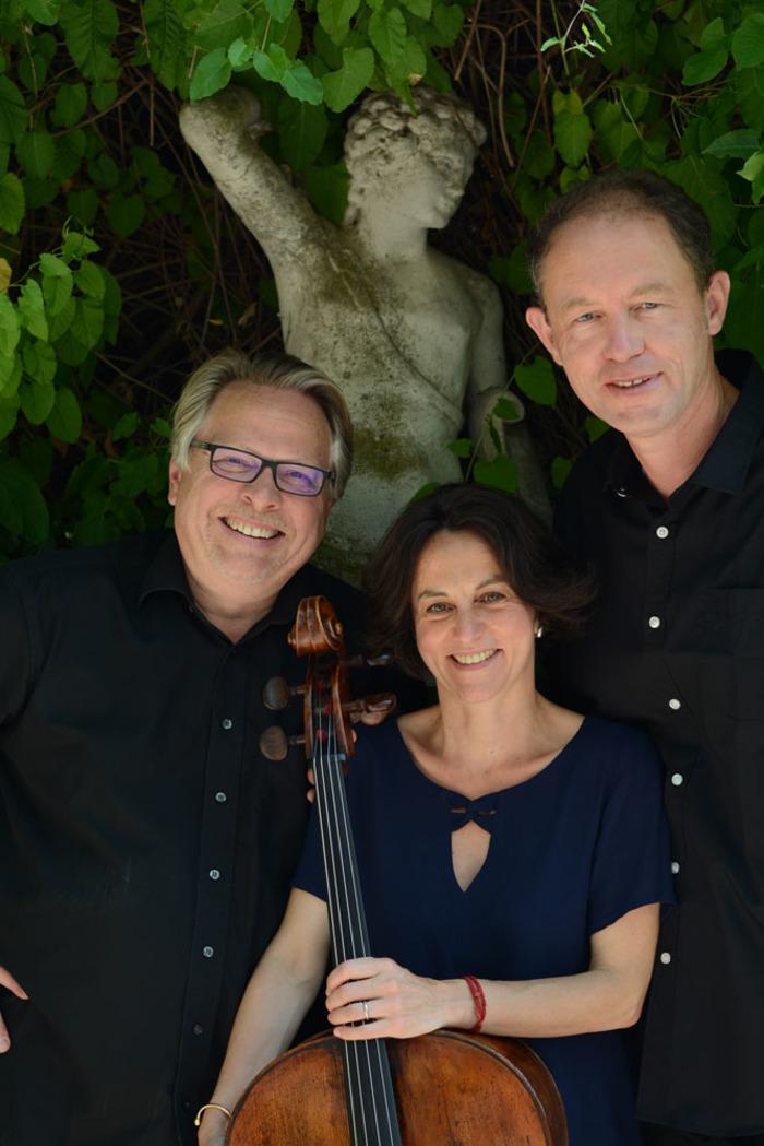 Nuit des musées 2019 -« Trio Violoncell'Emois »