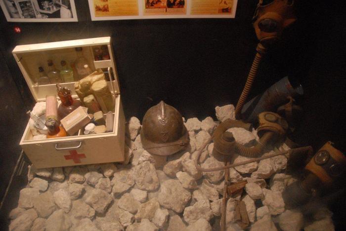 Journées du patrimoine 2020 - Ouverture de l'abri anti-bombes - Lorient