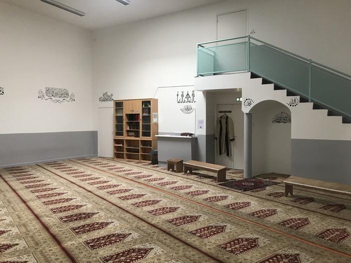 Journées du patrimoine 2019 - Visite guidée de la mosquée de Vaise