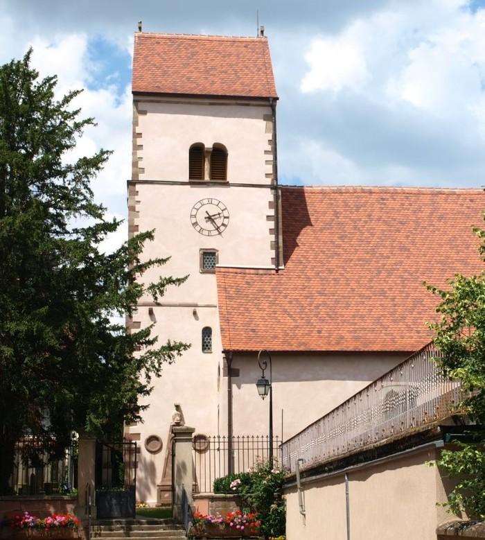 Journées du patrimoine 2020 - Découverte d'une église du XIIe siècle et de son patrimoine