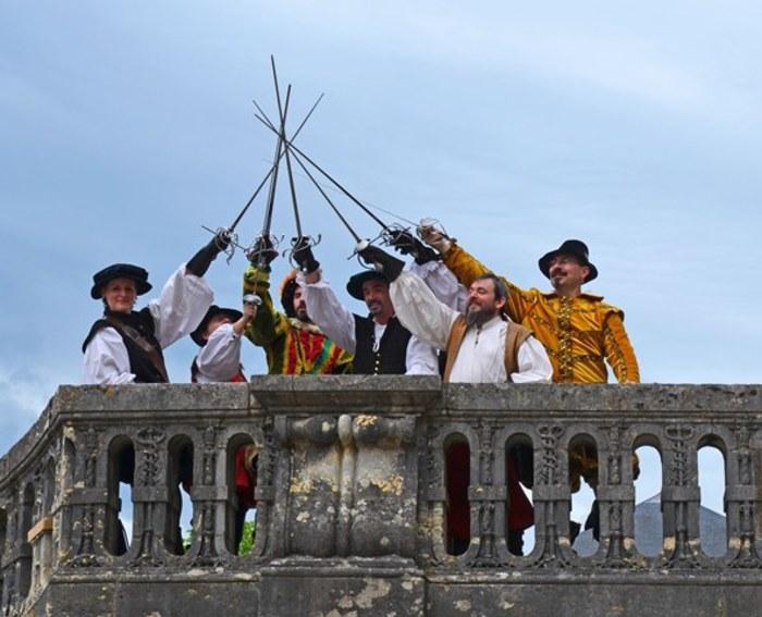 Journées du patrimoine 2019 - Les maîtres d'armes à Fontainebleau : l'histoire à la pointe de l'épée