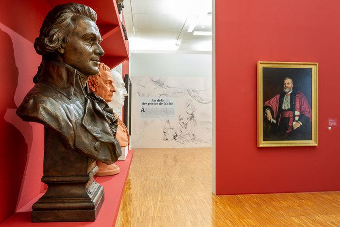 Journées du patrimoine 2020 - EXPOSITION Grenoble et ses artistes au XIXe siècle