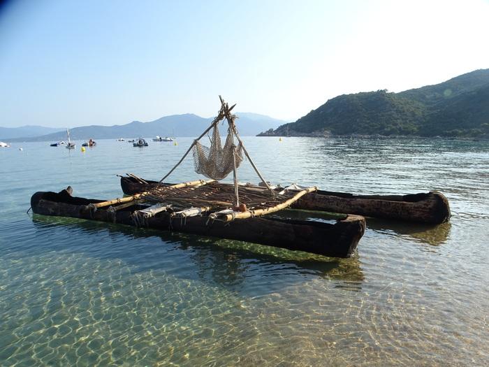 Journées du patrimoine 2020 - la route de l'obsidienne - la navigation en mer au Néolithique